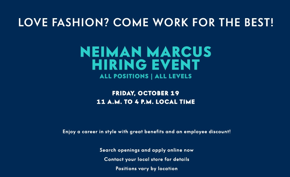 Neiman Marcus Group Careers Careers - Jobs